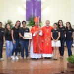Paróquia Santa Luzia apresenta novo site
