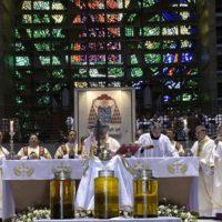 Missa do Crisma: a renovação das promessas e a unidade da Igreja