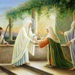 Visitação de Nossa Senhora. Festa