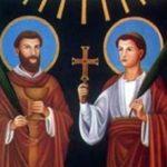 Santos Marcelino e Pedro
