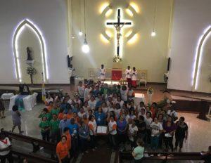 Santa Missa pelos círculos bíblicos do Vicariato de Jacarepaguá