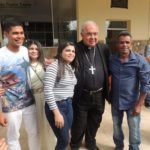 Jovem paroquiano discerne vocação em comunidade religiosa