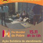 Dia Mundial dos Pobres na Paróquia Santa Luzia
